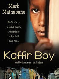 Kaffir boy essay