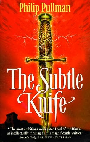 The Subtle Knife My Books Are Your Books
