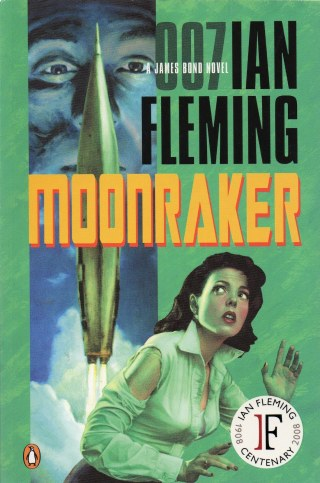 Moonraker Book Cover LARGE