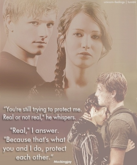 Mockingjay quote